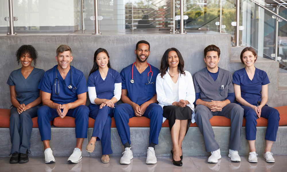 Konica Minolta Helps Healthcare Providers